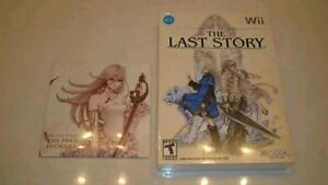 The Last Story Collectors Edition & Soundtrack