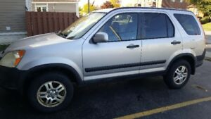 2004 Honda CR-V SUV, Crossover! Original owner, no accidents! Po