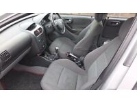 Vauxhall corsa 1.2 5dr