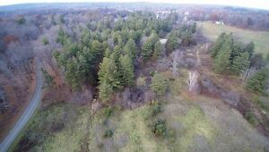 4.47 Acre Building Lot in Cranberry Cove!