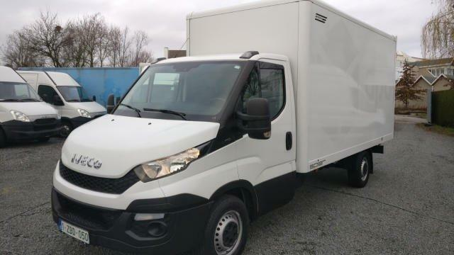 iveco daily 35s15 koffer 4000mm airco netto 19999€