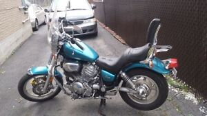 Yamaha Virago 1100 XV  (Does not run)