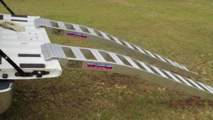 Loading Ramps - Aluminium 500kg each Tanah Merah Logan Area Preview
