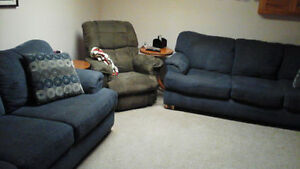 Two couch set