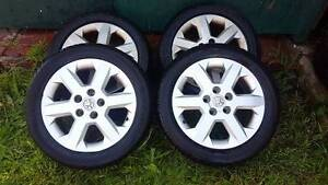 "16"" holden astra stock wheels + Tyres 85% Dandenong Greater Dandenong Preview"