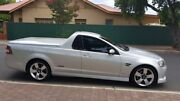 2009 Holden Ute VE MY09.5 SS V Nitrate Silver 6 Speed Sports Automatic Utility Medindie Walkerville Area Preview