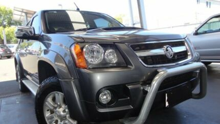 2011 Holden Colorado RC MY11 LT-R Crew Cab Silver 5 Speed Manual Utility Toowoomba 4350 Toowoomba City Preview