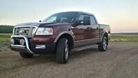 2005 Ford F150 King Ranch - fully loaded