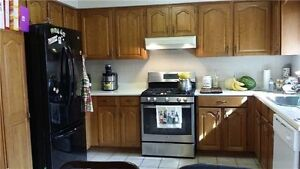 Spacious Bright three Bedroom Bungalow in Richmond Hill $1550