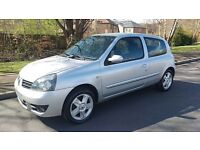 2007 57 Renault Clio Campus Sport 1.1cc. Phase 4. *MOT 26.07.17* Bank Holiday Bargain £100 off!!