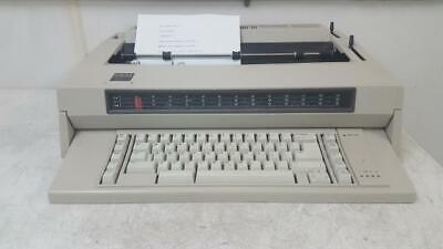 Ibm Wheelwriter 3 Electronic Typewriter