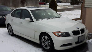 2008 BMW 3-Series Sedan (for sale or trade)