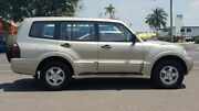 2003 Mitsubishi Pajero NP GLS Gold 5 Speed Sports Automatic Wagon Bungalow Cairns City Preview