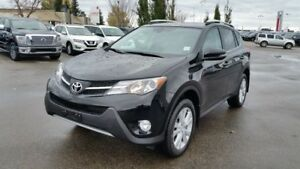 2015 Toyota RAV4 LIMITED AWD Accident Free,  Navigation (GPS),
