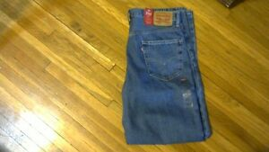 Mens Authentic Levi Strauss 550 Relax Fit Jeans[new]