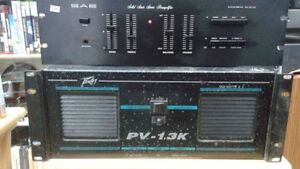 Stereo, Equipemt Amps, Turtables ,Speakers & Much Much More