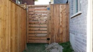 Level Posts - Post Hole Digging and Setting - Fences and Decks