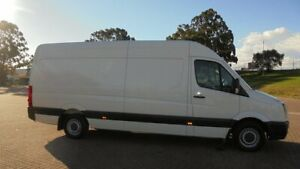 2010 Volkswagen Crafter 2EF1 35 LWB White 6 Speed Automatic Van Condell Park Bankstown Area Preview