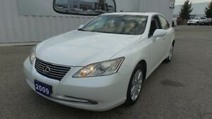2009 Lexus ES 350 Lthr, Moon, Local Trade In