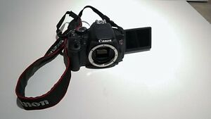 Canon T4i Camera, Body Only