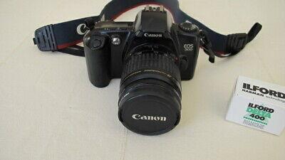 APPAREIL PHOTOS ARGENTIQUE CANON EOS 500/500 QD