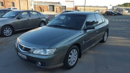 2004 Holden Berlina VY II Grey 4 Speed Automatic Sedan Georgetown Newcastle Area Preview