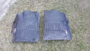 2  tapis/ carpettes  Toyota Camry 2015-17 WeatherTech 2 car mats