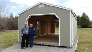 PORTABLE GARAGES | ATV STORAGE | WORKSHOP | GARDEN SHEDS Cornwall Ontario image 5