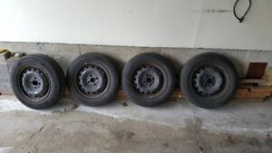 HanKook Summer Tires and Rims