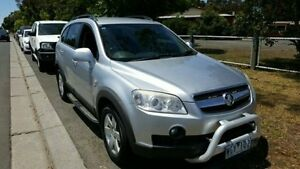 2007 Holden Captiva Silver Sports Automatic Wagon Dandenong Greater Dandenong Preview