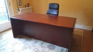 Office Desk and Matching Furniture