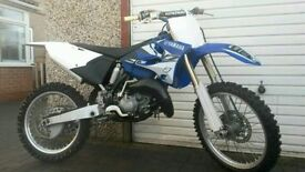 Yz 125 or 250 two stoke