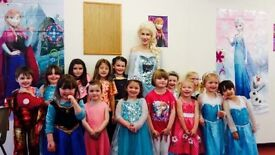 Have Queen Elsa from 'Frozen' at your special event