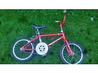 old skool 80s raleigh mini burner bike for tlc