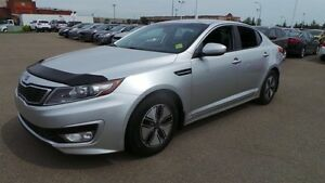2012 Kia Optima EX HYBRID Leather,  Heated Seats,  Back-up Cam,