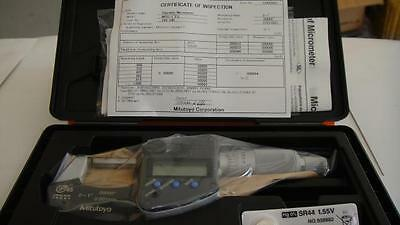 1 Pcs Brand New Mitutoyo 293-240-30 Digital Metric Micrometer 0-25mm 0.001mm