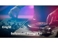 Asian DJ KingSK - From £200 - Bollywood Bhangra Punjabi DJ-West London, Southall, Wembley, Hounslow