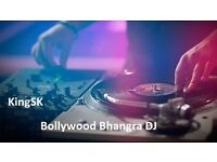 Asian DJ KingSK - From £200-Bollywood Bhangra DJ-London, Southall, Hounslow etc.-Female DJ Available