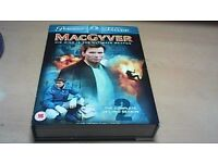 MACGYVER - COMPLETE SEASON 2 -SECOND SERIES-6 DVD BOX SET TV SHOW