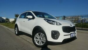 2018 Kia Sportage QL MY18 Si 2WD White 6 Speed Sports Automatic Wagon Bassendean Bassendean Area Preview