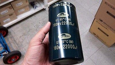 Samwha Electrolytic Capacitor 22000uF, 160V