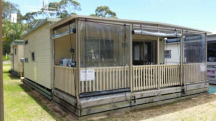 Caravan onsite in Eden NSW ( can be relocated) Bega Valley Preview