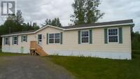 3 bedroom 1 bath mini home for rent for Sept 1 in Durham Bridge!