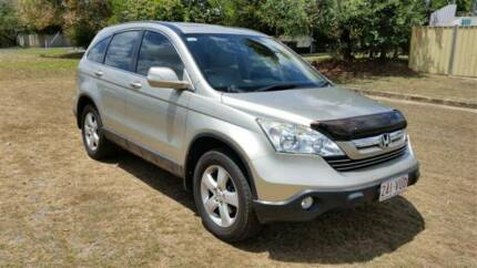 2007 Honda CRV Wagon Westcourt Cairns City Preview