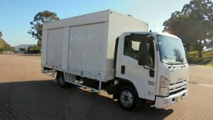 2009 Isuzu NNR NH 200 Medium White Cab Chassis 3.0l 4x2 Condell Park Bankstown Area Preview