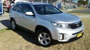 2014 Kia Sorento XM MY14 SI (4x4) Silver 6 Speed Automatic Wagon Dapto Wollongong Area Preview