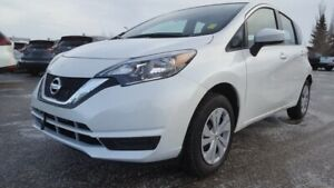 2018 Nissan Versa Note S 1.6 BLUETOOTH, 5 SPD MANUAL TRANSMISSIO