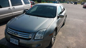 2009 FORD FUSION, 4dr, safety and etested