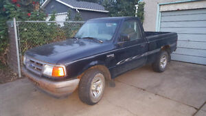 1996 Ford Ranger, runs good $1400obo