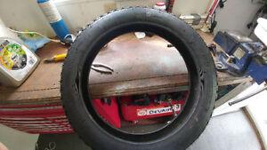 pneus de remouquede moto